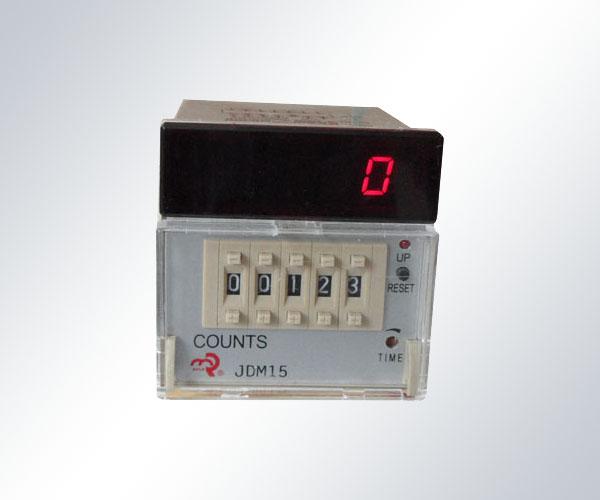 佰乐现货 jdm15b电子预置计数器 显数器